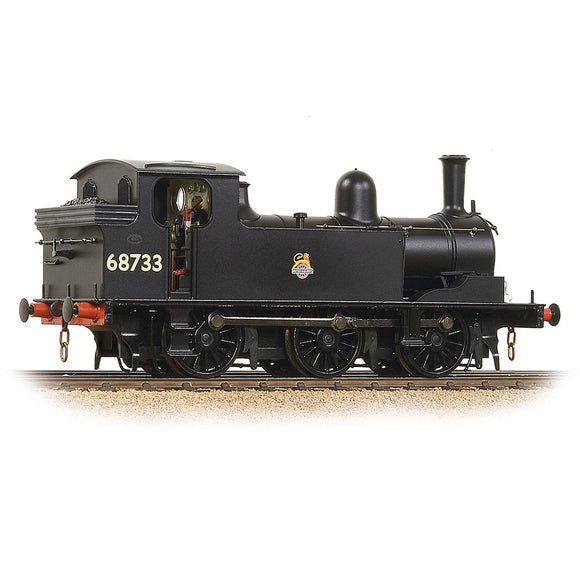 Bachmann 31-061 LNER J72 Tank 68733 BR Black (Early Emblem)
