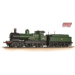 Bachmann 31-090DS GWR 32XX 'Earl' 3206 'Earl of Plymouth' GWR Green Shirtbutton