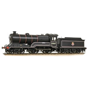 Bachmann 31-146A GCR 11F (D11/1) 62667 'Somme' BR Lined Black Early Emblem