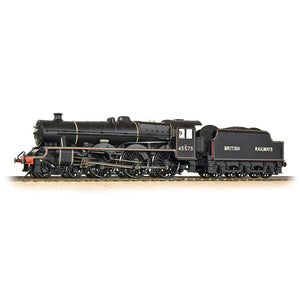 Bachmann 31-190 LMS 5XP 'Jubilee' with Riveted Tender 45575 'Madras' BR (Ex-LMS) Black (British Railways)
