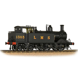 Bachmann 31-741 MR 1532 (1P) Tank 1303 LMS Black (Original)