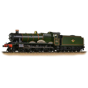 PRE-ORDER Bachmann 31-786 GWR 'Modified Hall' 6998 'Burton Agnes Hall' BR Lined Green (Late Crest)