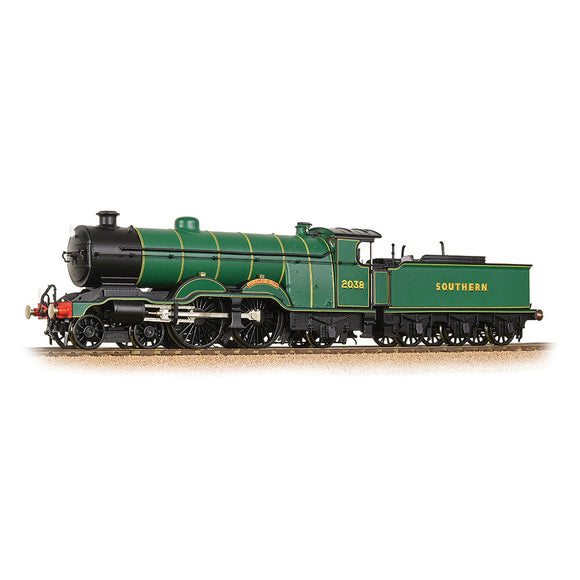 Bachmann 31-911 LB&SCR H1 Atlantic 2038 'Portland Bill' SR Malachite Green