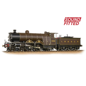 PRE-ORDER Bachmann 31-922SF LB&SCR H2 Atlantic 422 LB&SCR Umber SOUND FITTED