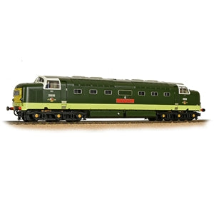 Bachmann 32-529C  Class 55 D9010 'The King's Own Scottish Borderer' BR Grn SYP DCC READY