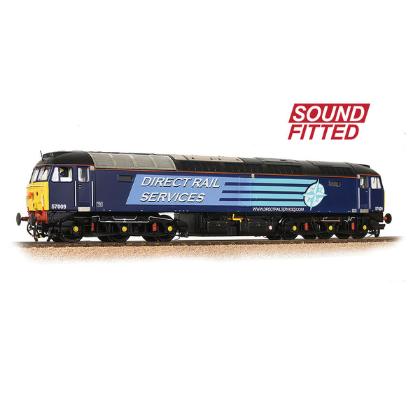 PRE-ORDER Bachmann 32-754A Class 57/0 57009 DRS Compass (Original) SOUND FITTED