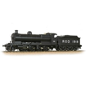 Bachmann 35-175 ROD 2-8-0 1918 Railway Operating Division Black