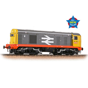PRE-ORDER Bachmann 35-357 Class 20/0 Headcode Box 20227 BR Railfreight (Red Stripe) NEW TOOLING