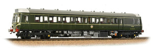 Bachmann 35-525 Class 121 Single-Car DMU BR Green (Speed Whiskers)