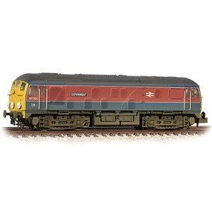 Graham Farish 372-980 Class 24/0 97201 'Experiment' BR RTC (Original) Weathered