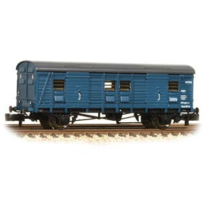 Graham Farish 374-417 SR CCT Covered Carriage Truck BR Blue