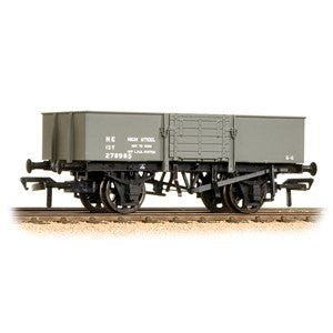 Bachmann 38-329a LNER 13T Steel Open Wagon (Smooth Sides) Wooden Door LNER