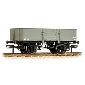 Bachmann 38-330 LNER 13T Steel Open Wagon (Smooth Sides) Wooden Door BR
