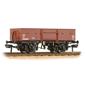 Bachmann 38-331 LNER 13T Steel Open Wagon With Chain Pockets LNER Bauxite