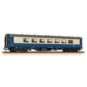 Bachmann 39-312 BR Mk1 Pullman FO First Open (Ex-2nd Parlour) BR Blue & Grey