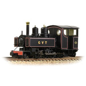 Bachmann Narrow Gauge 391-029	Baldwin 10-12-D Tank Glyn Valley Tramway Lined Black