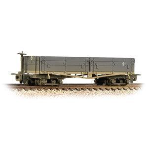 Bachmann 393-051a Open Bogie Wagon Nocton Estates L. R. Grey Weathered