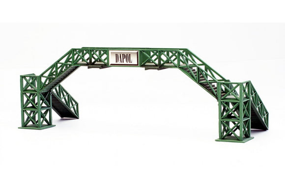 Dapol C004 Platform Footbridge OO Scale Plastic Kit