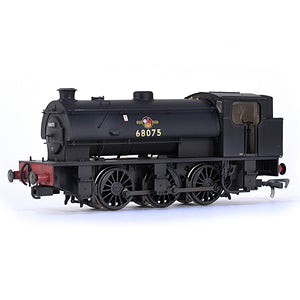 EFE Rail E85001 J94 Saddle Tank 68075 BR Black (Late Crest) Weathered