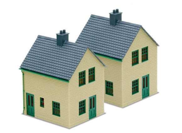 PECO LK-15 Station House (Stone) OO Scale Plastic Kit