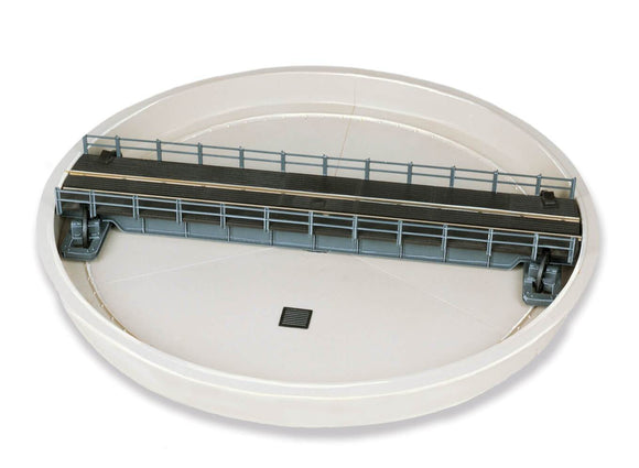 PECO LK-55 Turntable (Well Type) OO Scale Plastic Kit
