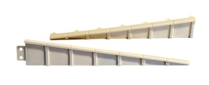 PECO LK-68 Platform Edging Ramps (Concrete) OO Scale Plastic Kit