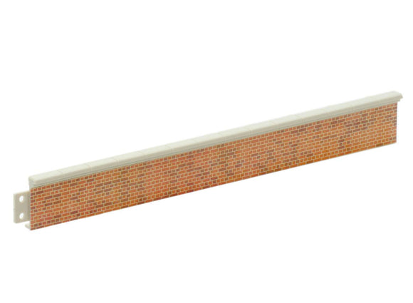 PECO LK-60 Platform Edging (Brick) OO Scale Plastic Kit
