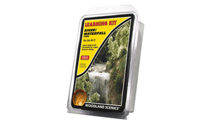 Woodland Scenics LK955 River/Waterfall Learning Kit