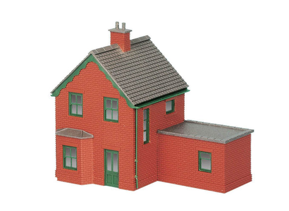 PECO NB-14 Station House (Brick) N Scale Plastic Kit