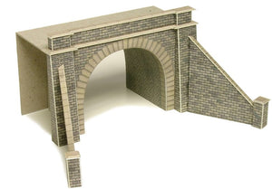 METCALFE PN142 N SCALE TUNNEL ENTRANCES DOUBLE TRACK