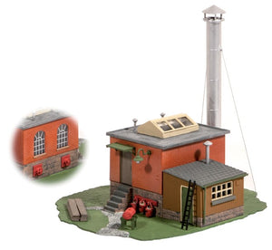 Ratio 508 Pump House/Boiler House OO Scale Plastic Kit