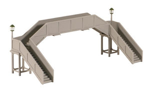 Ratio 517 Concrete Footbridge OO Scale Plastic Kit
