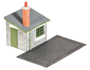Ratio 524 Weighbridge and Hut OO Scale Plastic Kit