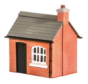 Ratio 535 Yard Office OO Scale Plastic Kit