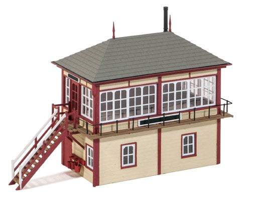 Ratio 536 Midland Signal Box OO Scale Plastic Kit
