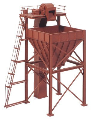 Ratio 547 Coaling Tower OO Scale Plastic Kit
