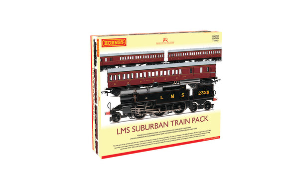 Hornby R3397 LMS Suburban Train Pack