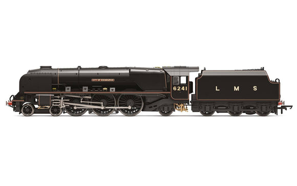 Hornby R3681 LMS Princess Coronation Class 4-6-2 No.6241 'City of Edinburgh'