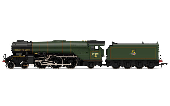 Hornby R3830 BR Thompson Class A2/2 4-6-2 60501 'Cock o' the North'
