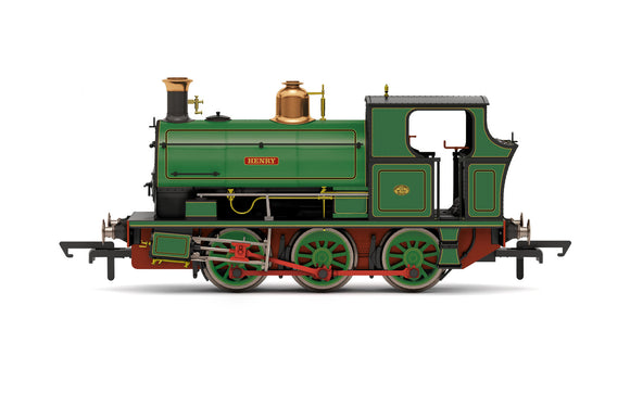 Hornby R3871 Port of Bristol Authority Peckett B2 Class 0-6-0ST 1264/1913 'Henry'