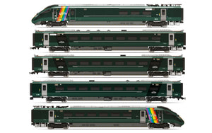 PRE-ORDER Hornby R3872 GWR Class 800 Trainbow Train Pack