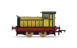 PRE-ORDER Hornby R3894 Ruston & Hornsby 88DS North British Distillery Co. Ltd. No.4
