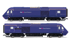 PRE-ORDER Hornby R3958 FGW Class 43 HST Train Pack