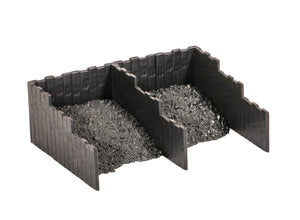 Wills SS17 Coal Bunkers OO Scale Plastic Kit