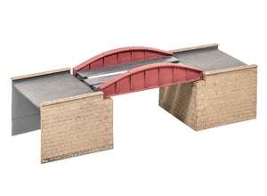 Wills SS47 Girder Bridge (Bow Plate) OO Scale Plastic Kit
