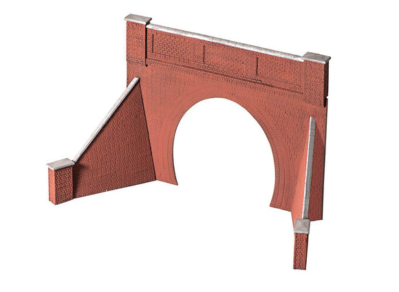 Wills SS59 Brick Tunnel Mouth & Wing Walls OO Scale Plastic Kit