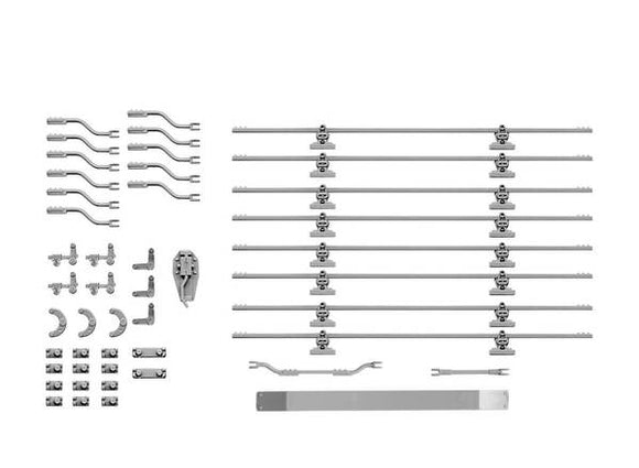 Wills SS89 Point Rodding OO Scale Plastic Kit