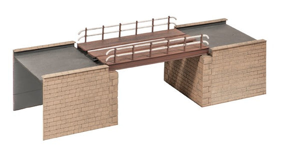Wills SS49 Decked Girder Bridge OO Scale Plastic Kit