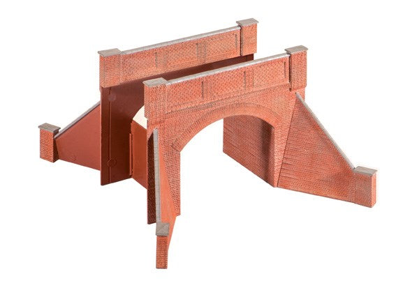 Wills SS53 Brick Arch Bridge OO Scale Plastic Kit