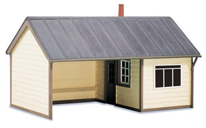 Wills SS60 Station Platform Building OO Scale Plastic Kit